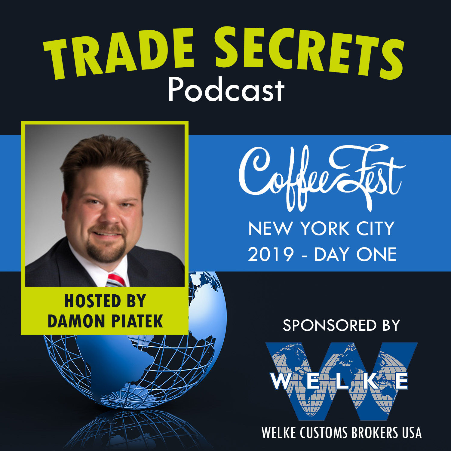 Podcast Episode Special: CoffeeFest 2019 – NYC